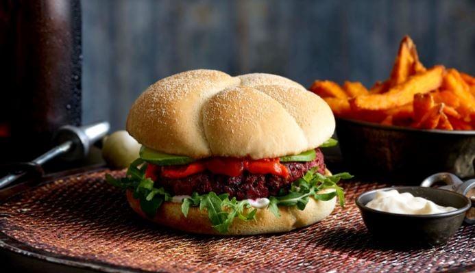 Gourmet Burger Bun - Schulstad Bakery Solutions