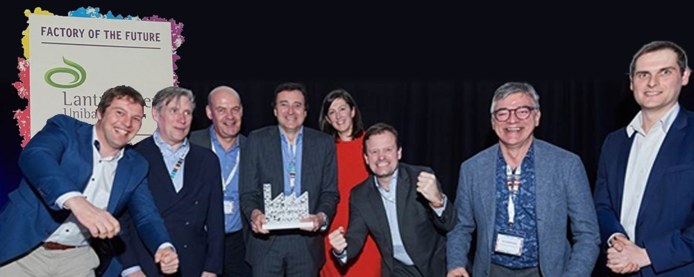 Lantmännen Unibake Belgium wins prestigious award for its new bakery